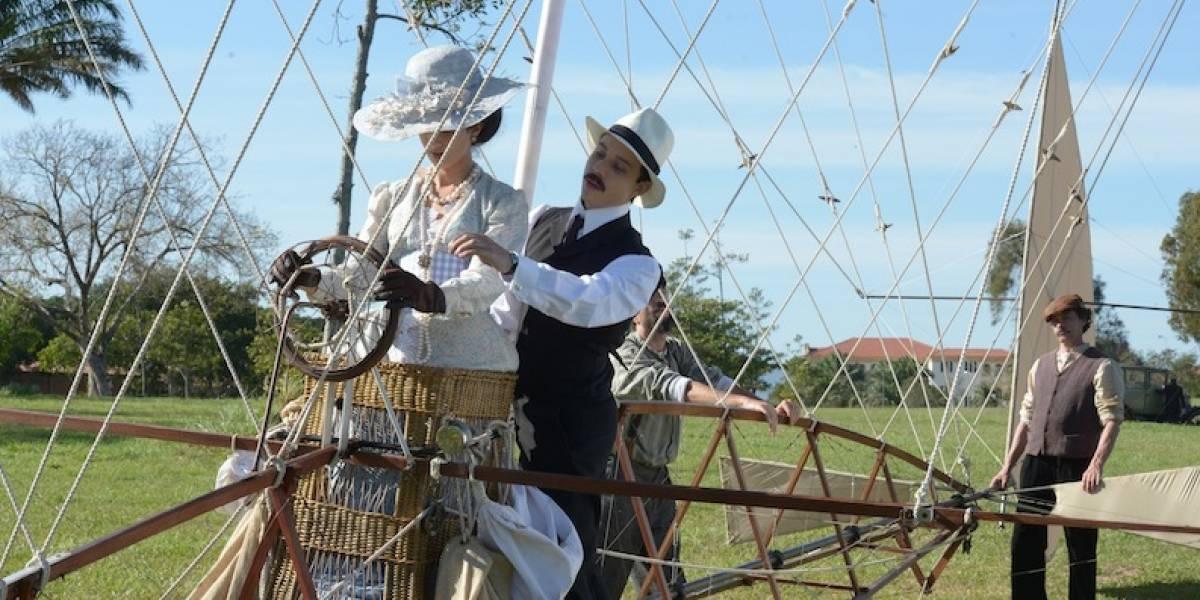 HBO lanza el tráiler de la miniserie 'Santos Dumont'