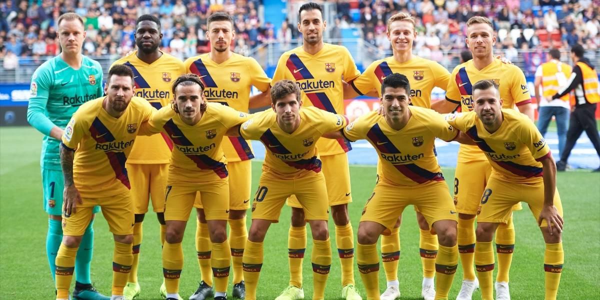 ¡Valverde no especuló! Definida la titular del Barcelona para soñar con el liderato del grupo en Champions