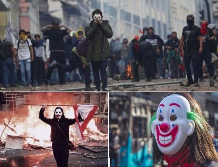 El Joker de Joaquín Phoenix es el nuevo símbolo de las protestas a nivel mundial
