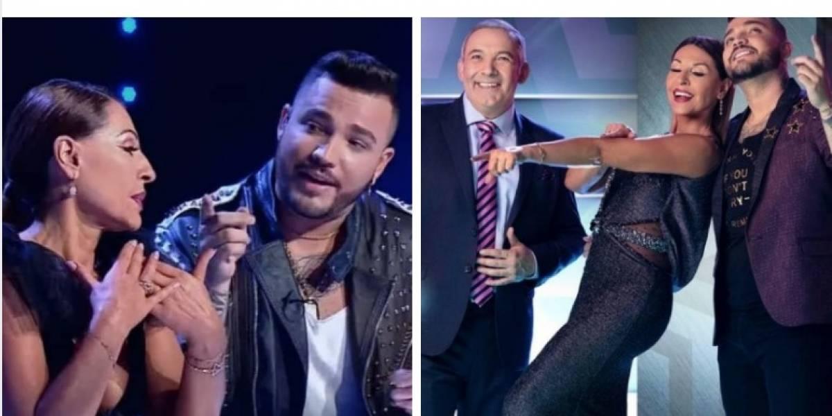 """""""Amparo Grisales mostró todo su fastidio hacia Jessi Uribe"""": comentan televidentes por momento en 'Yo me llamo'"""