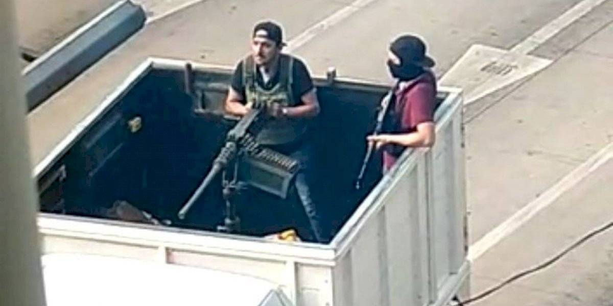 Armas de alto poder vistas en Culiacán provienen de EU: AMLO