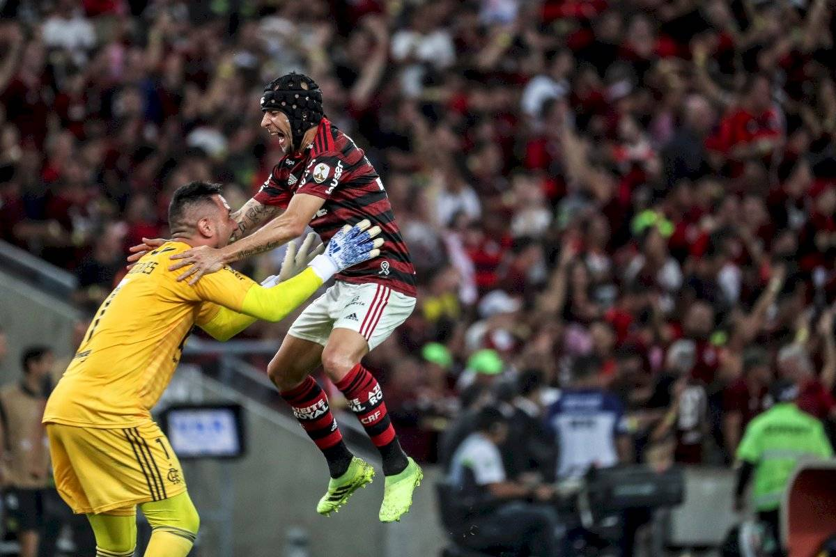 Flamengo vs Gremio EFE