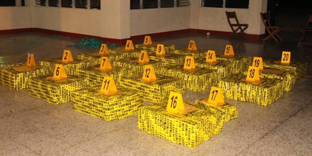 Condenan en Guatemala a tres ecuatorianos por narcotráfico