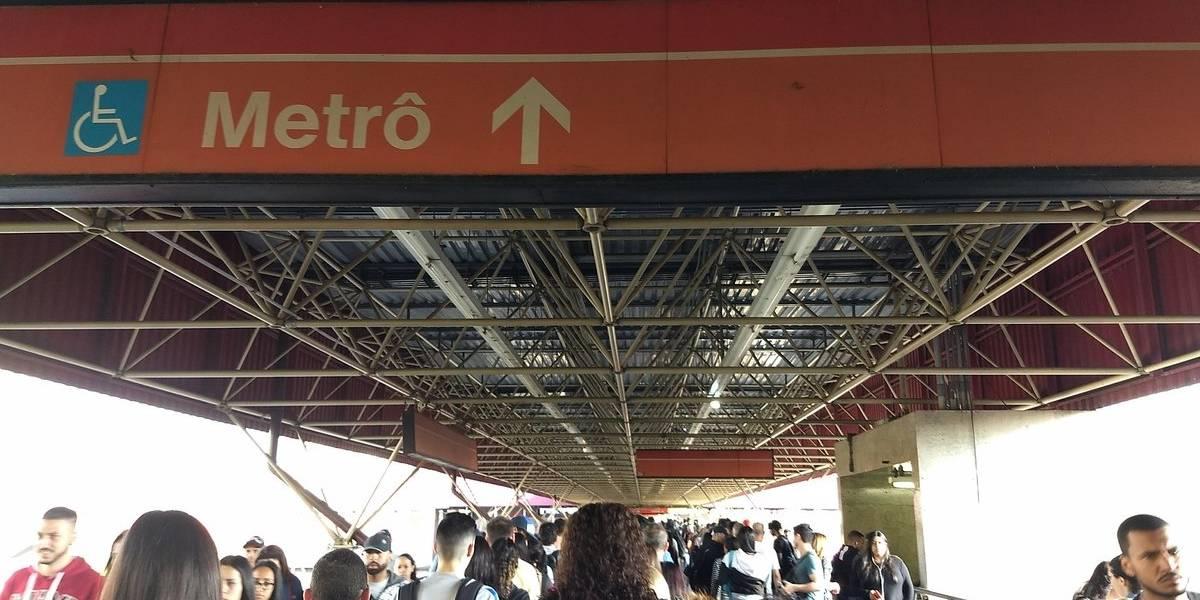 Linhas do metrô de São Paulo terão alterações durante o feriado nesta sexta