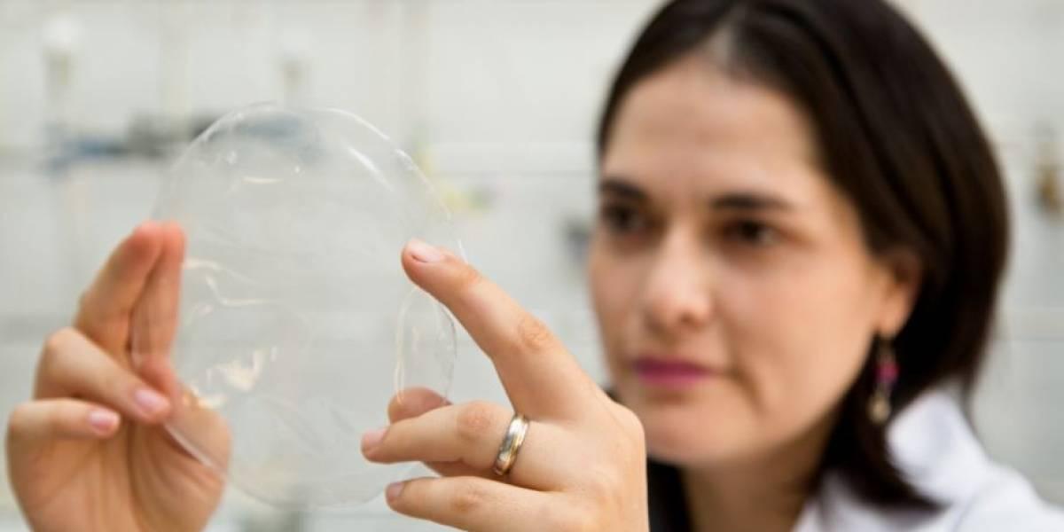 USP desenvolve plástico biodegradável a partir do amido de mandioca