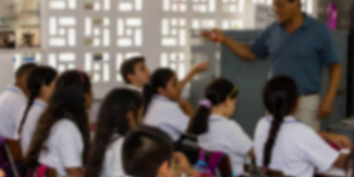 Revelan el número de niños venezolanos sin escolarizar que viven en Colombia, Brasil y Ecuador