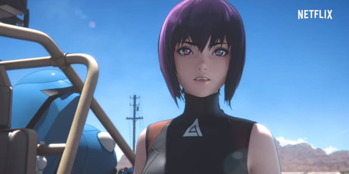 Revelan video promocional para el anime Ghost in the Shell: SAC_2045