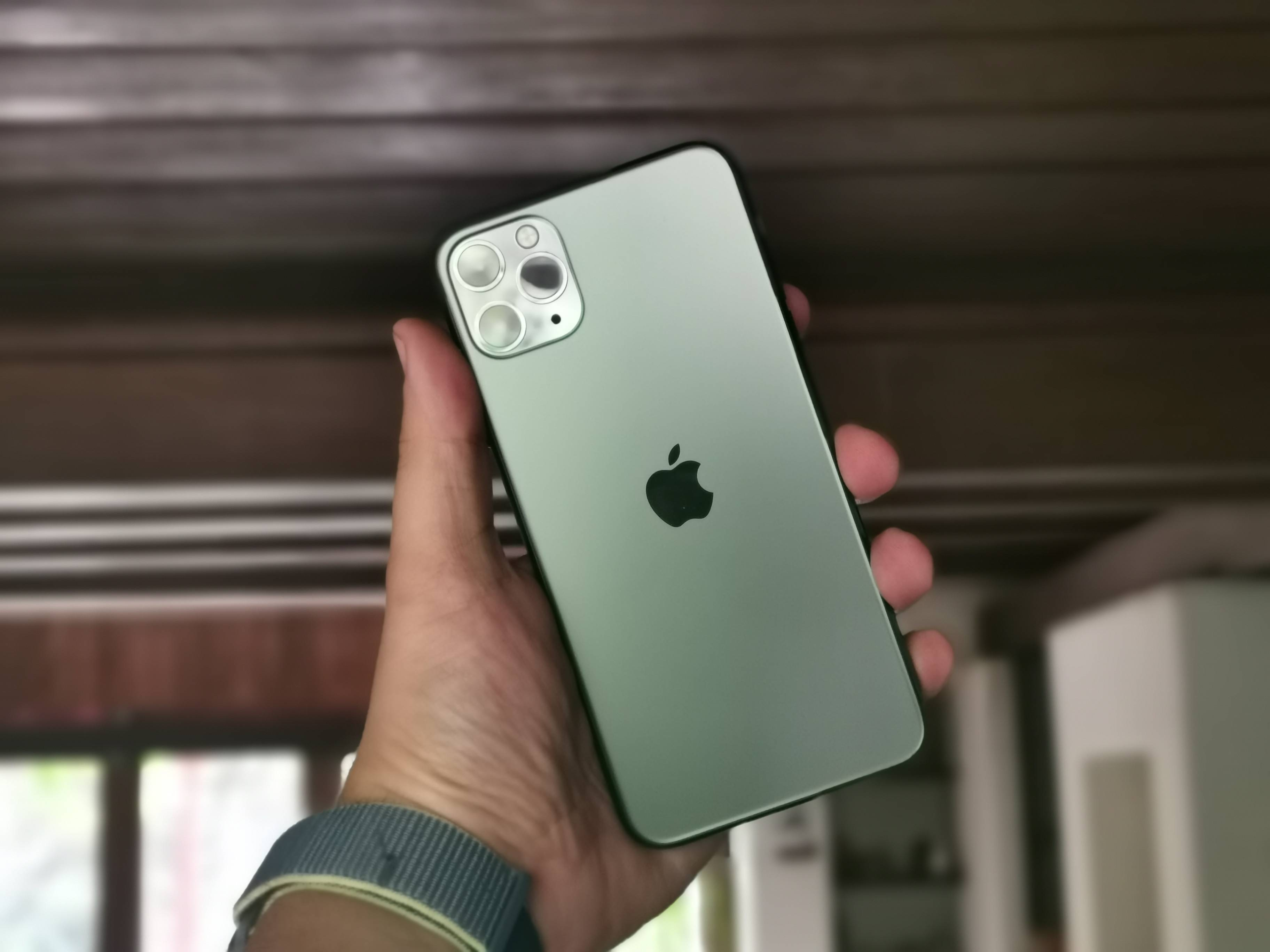 iPhone once Pro Max