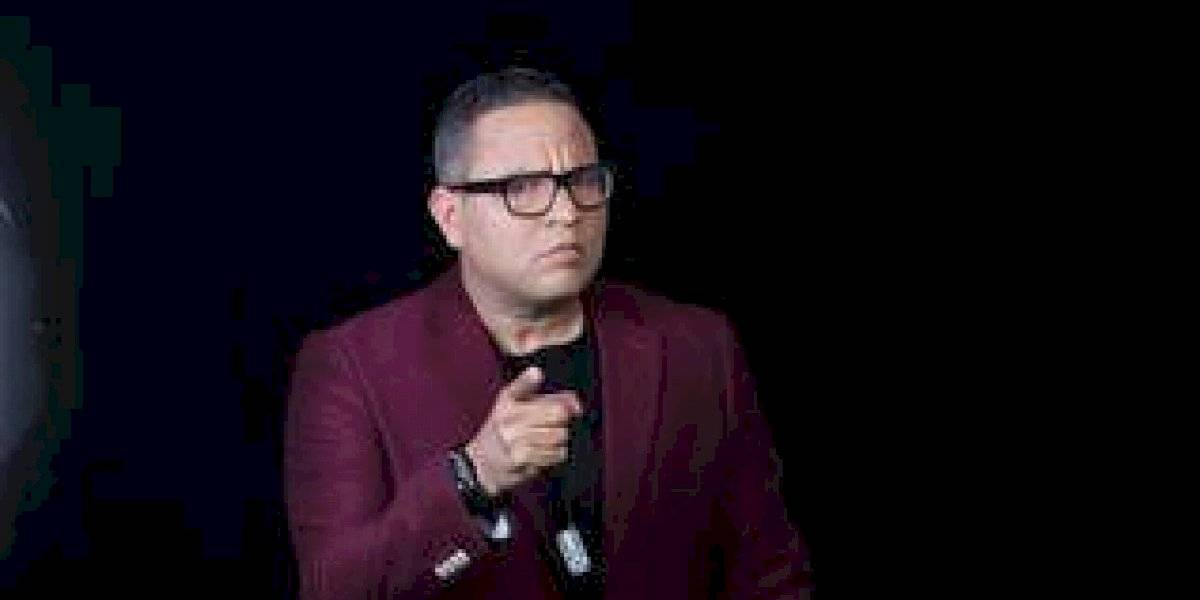 """José Manuel Rodríguez presentará obra de teatro """"No quiero ser actor"""""""