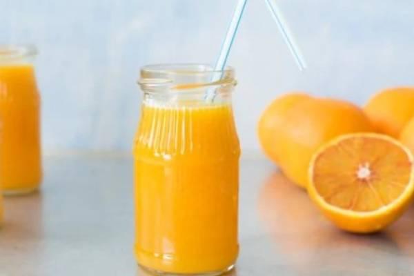 jugo de naranja para adelgazar rapido