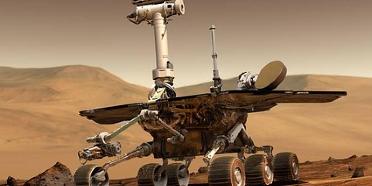 Cinco objetos extraños y asombrosos que se han hallado en Marte