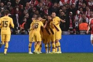 Resultado Slavia Praga vs Barcelona por la Champions League