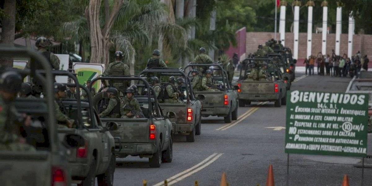 Gobierno de Trump pide mayor compromiso de México para combatir narcotráfico