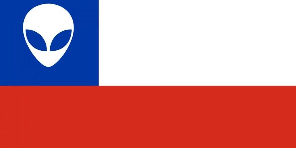 """Viral: chilenos bromean con la """"invasión alienígena"""" de la Primera Dama"""