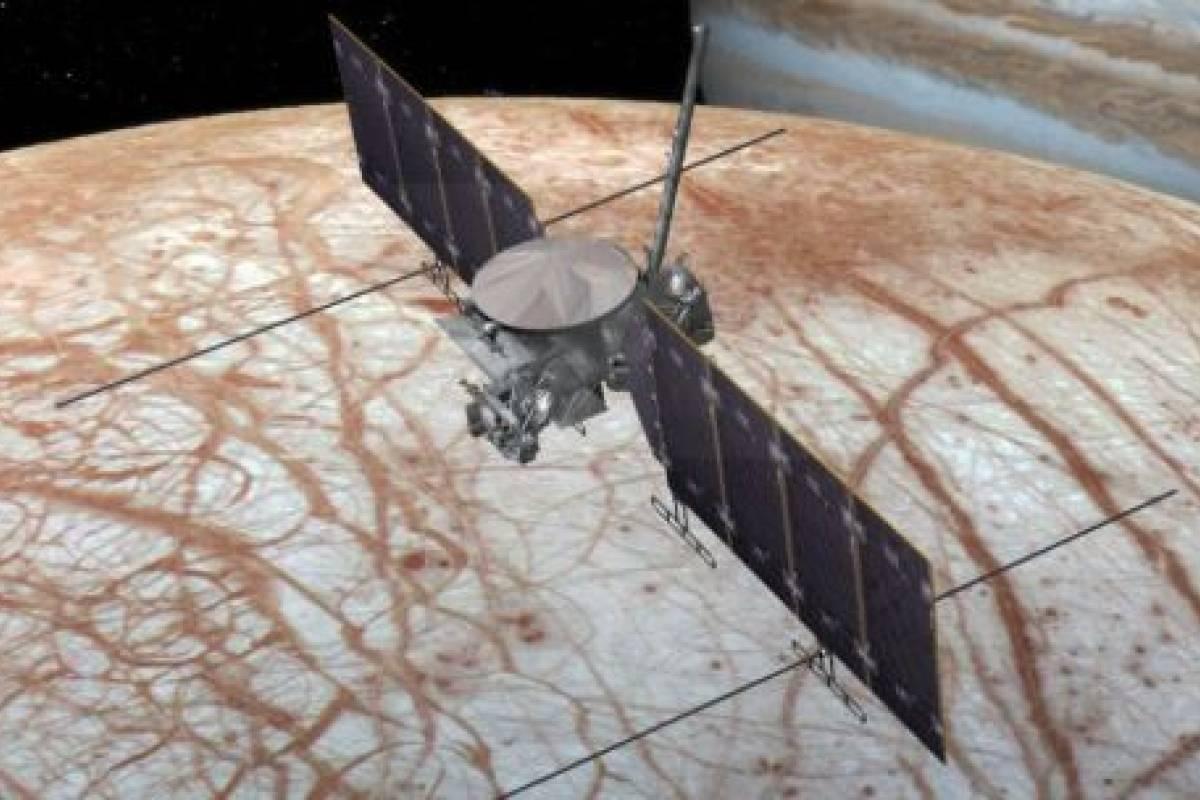 Cheia de água líquida, uma das luas do planeta Júpiter será estudada em breve pela NASA