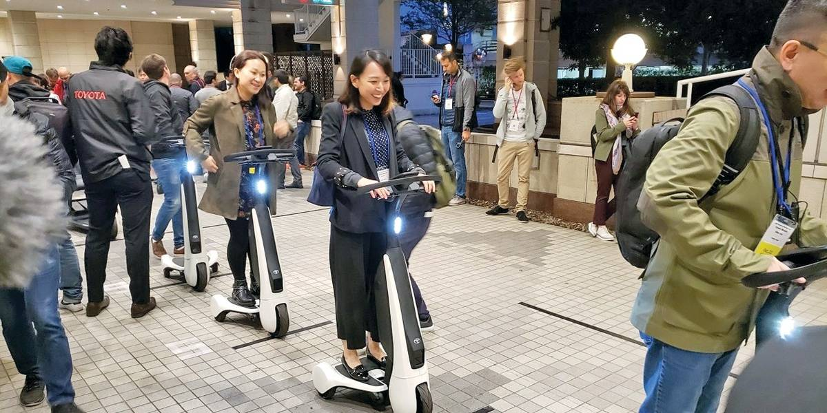 Montadoras investem em patinetes e scooters