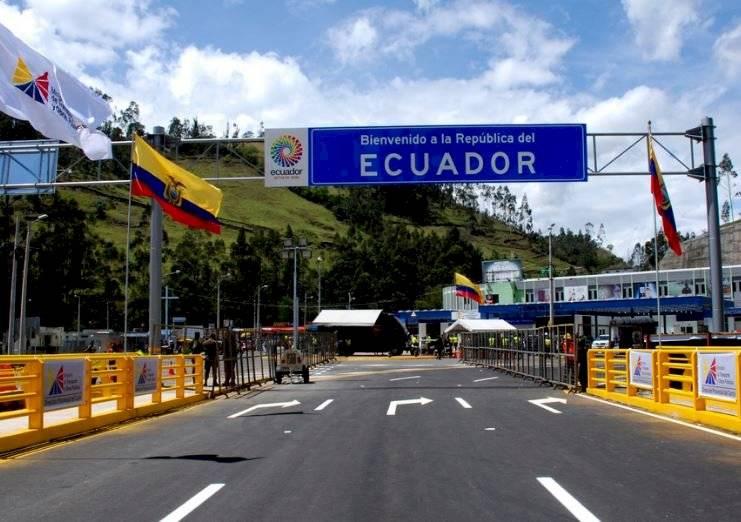 El puente de Rumichaca se cerrará por elecciones regionales de Colombia Internet