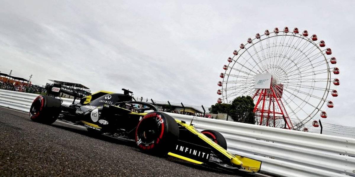 La F1 anula los resultados de Renault en el GP de Japón