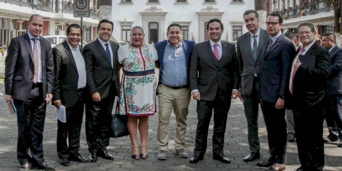 Segob y alcaldes acuerdan mesas de trabajo con Hacienda y legisladores