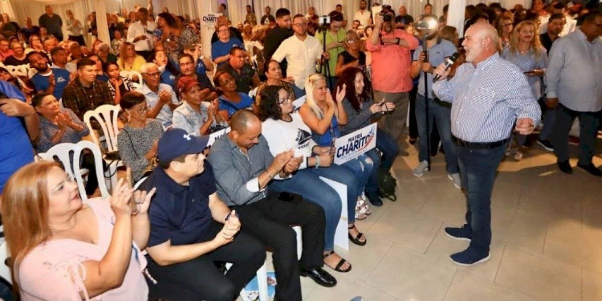 """""""Johnny"""" Méndez asegura que el PNP está """"está vigoroso y potente"""""""