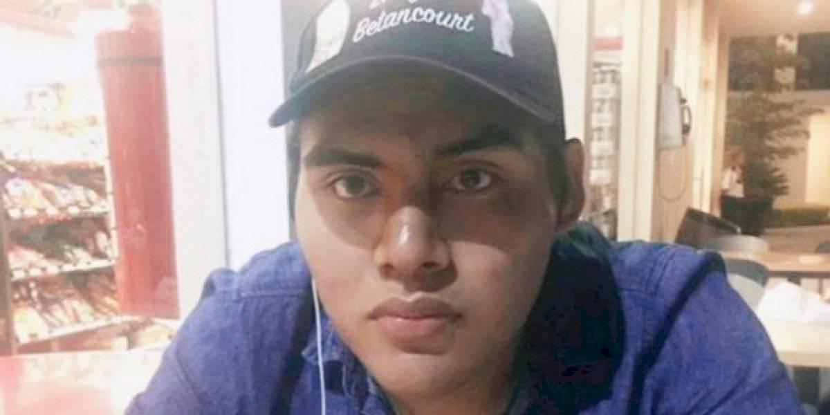 Piloto Joshua 'Tigre' Betancourt se encuentra desaparecido