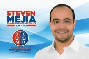 Steven Mejía, Mides
