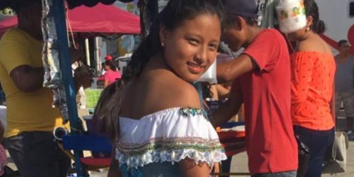 VIDEO. Guatemalteca causa sensación con su vestido en la Vuelta Ciclística