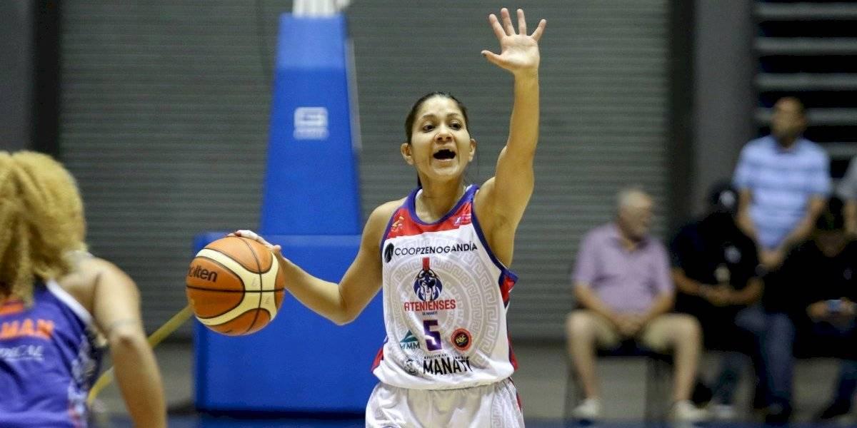 Atenienses de Manatí ganan primer juego de la final