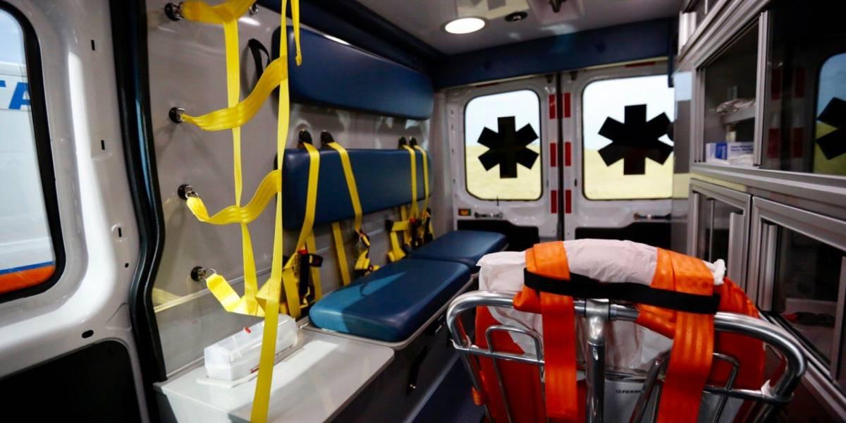 NTSP autoriza franquicias de inspector de ambulancias
