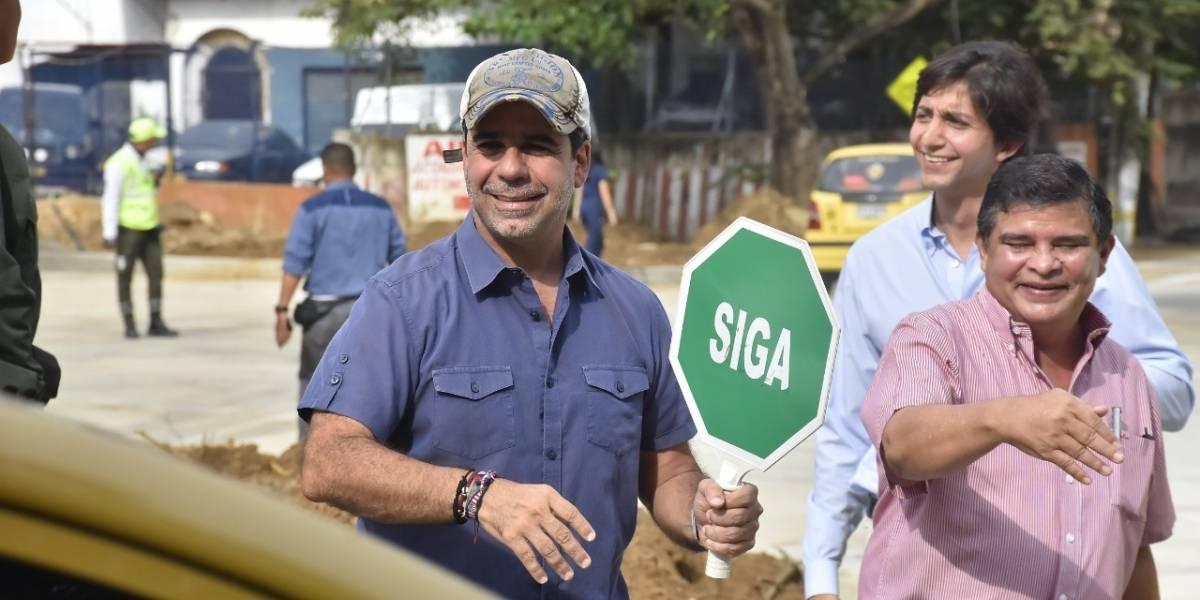 Lo que quedó por hacer en la Alcaldía de Alejandro Char en Barranquilla