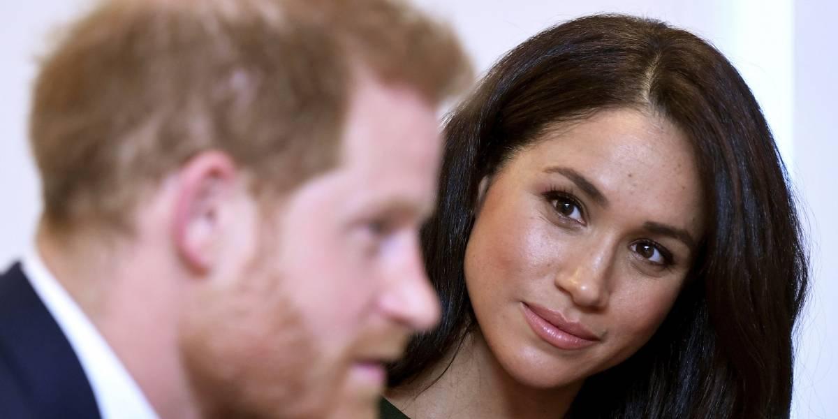 Meghan Markle y Harry comparten foto inédita del bebé Archie