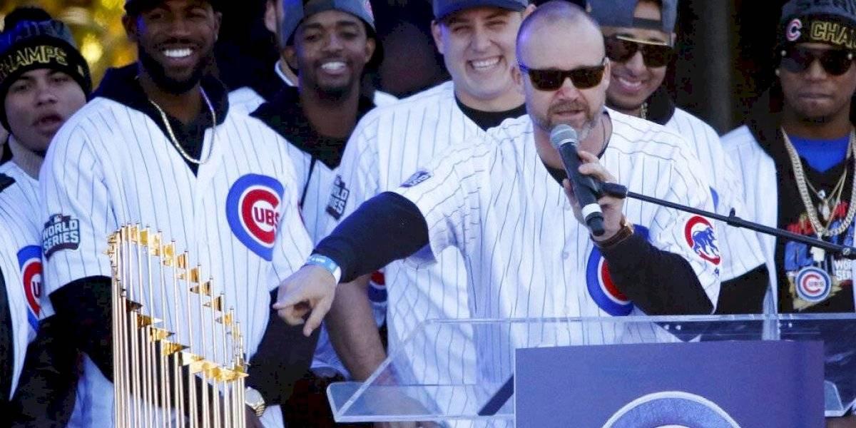 David Ross será el nuevo mánager de los Chicago Cubs