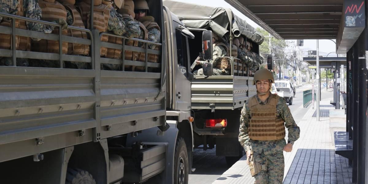 Militar muere en accidente de camión del Ejército que se dirigía a servicios sanitarios en región de O'Higgins