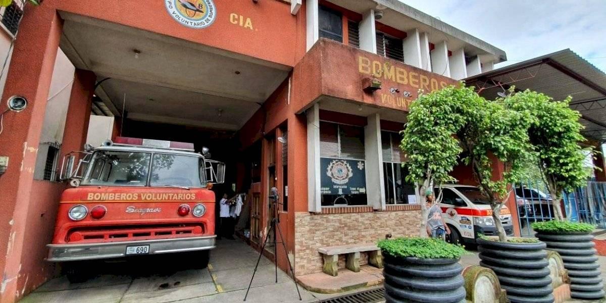 "Anuncian ""bomberotón"" para equipar con una motobomba a Bomberos Voluntarios"