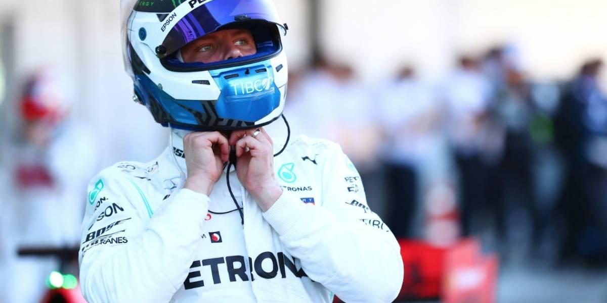 """Valtteri Bottas: """"Todavía tengo la oportunidad de luchar por el título de la F1"""""""