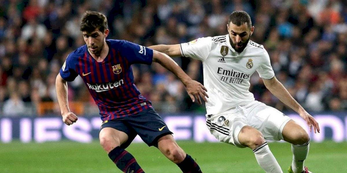 La Liga emprenderá acciones judiciales contra nueva fecha del Clásico