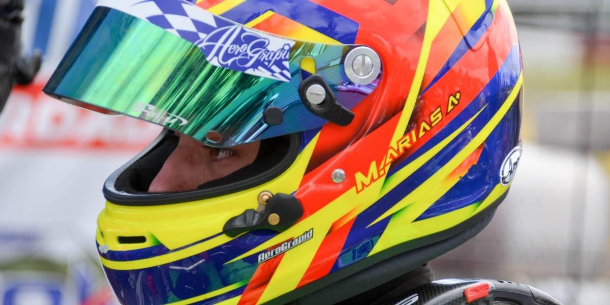 Martín Arias será el único piloto ecuatoriano en participar en Rok the Rio