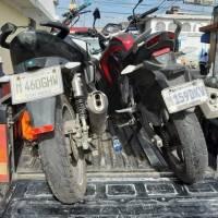 capturados en operativo contra extorsiones en Villa Nueva