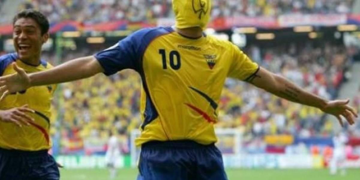 Iván Kaviedes: estadísticas del jugador que nos llevó a nuestro primer mundial