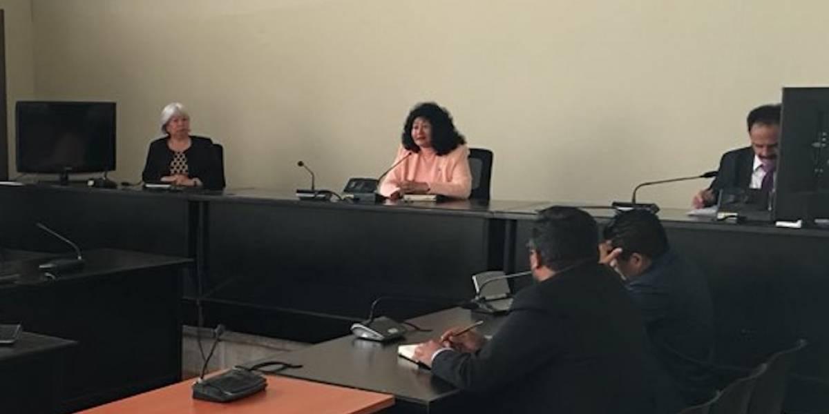 Tribunal se separa del juicio contra un acusado en el caso Odebrecht