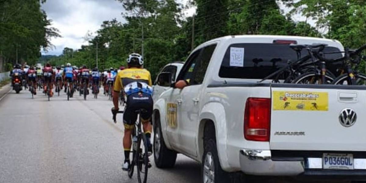 El problema que llevó a Manuel Rodas a vivir una de las peores experiencias en la Vuelta