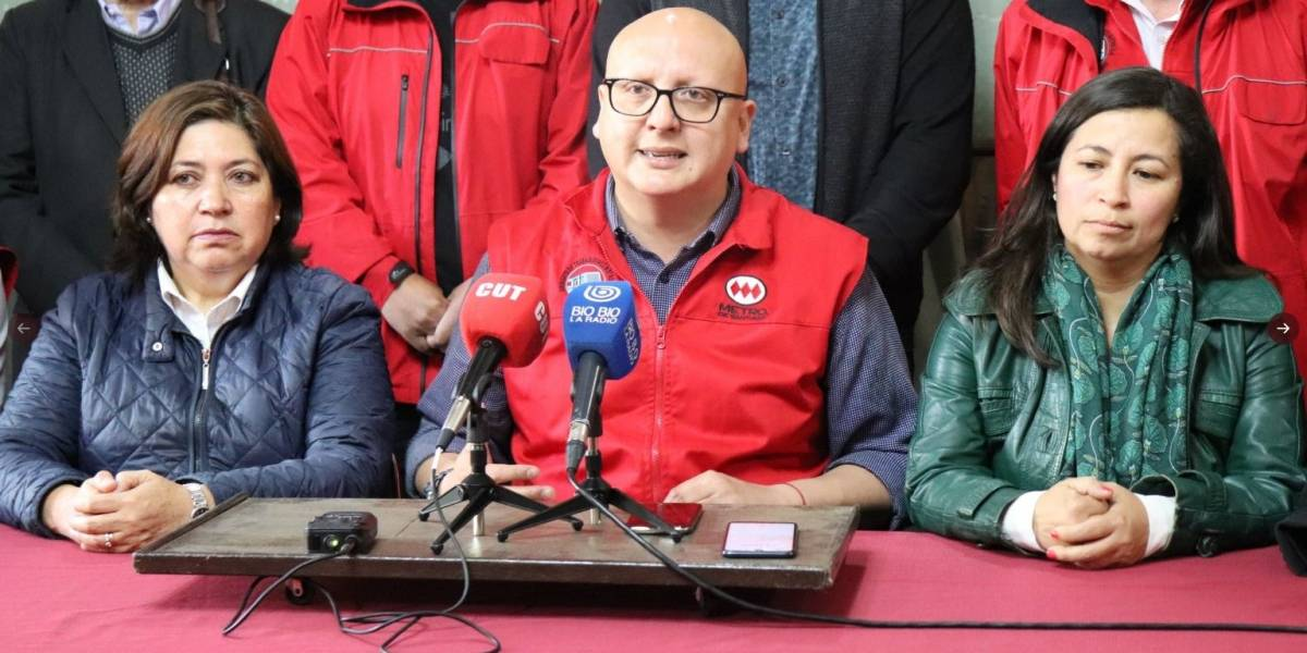 Sindicato de Metro exige que la ciudadanía necesita saber quien quemó las estaciones