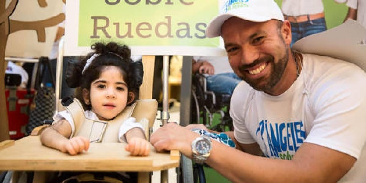 """""""Ángeles sobre ruedas"""", de la Fundación Nido para Ángeles es este domingo 27"""