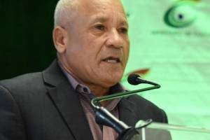 Nicio Rosario, gobernador de Monte Plata