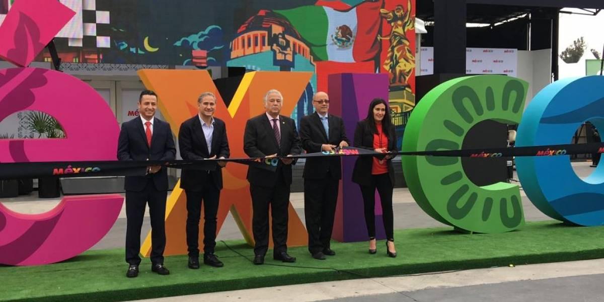 Inauguran el 'Pabellón México' del GP de F1