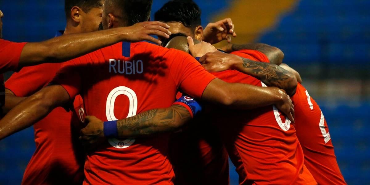 Uruguay ascendió al quinto puesto del ranking FIFA tras los últimos partidos