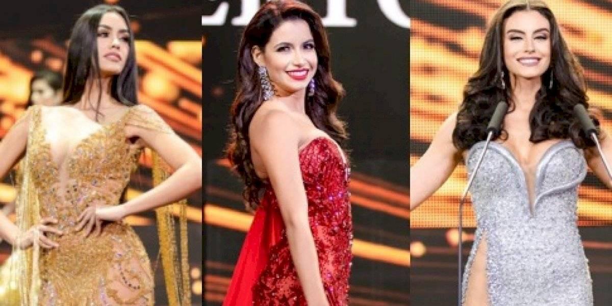 Las mejores vestidas de Miss Grand International 2019