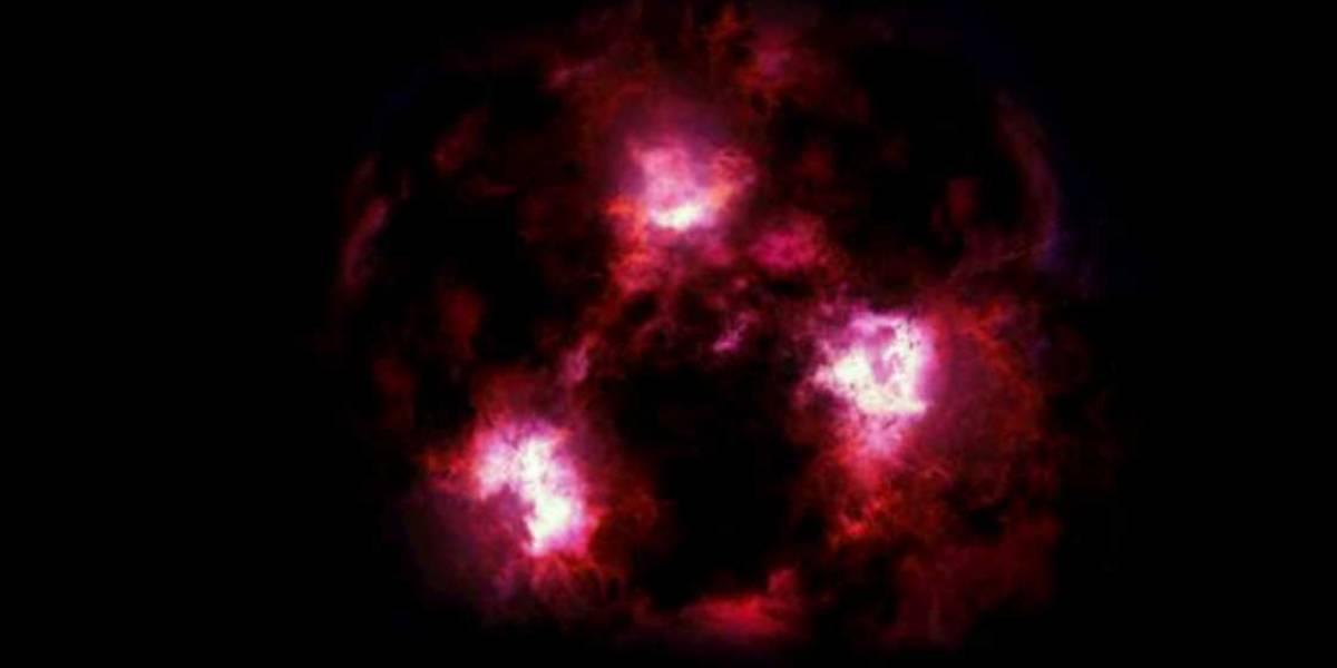 Descubren misteriosa galaxia que se creía imposible