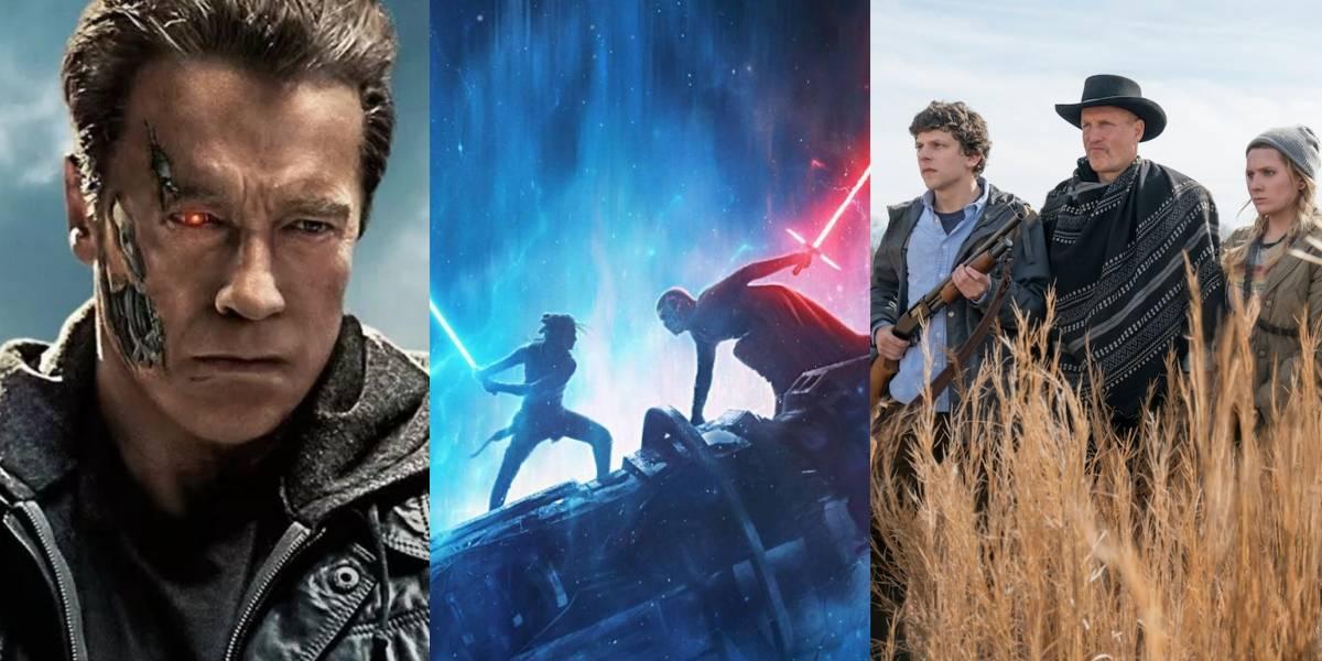 Cine: los últimos grandes estrenos del 2019