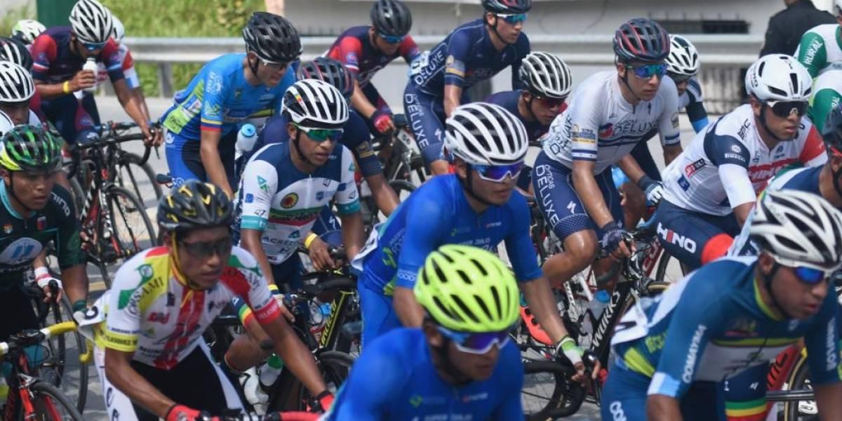 La Vuelta Ciclística escribe una nueva página en el Oriente del país